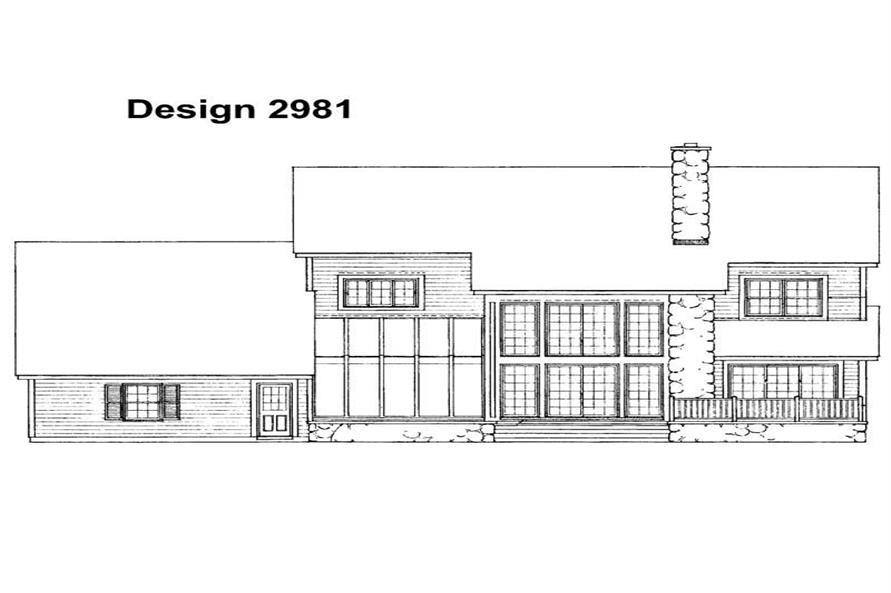 House Plan #137-1326