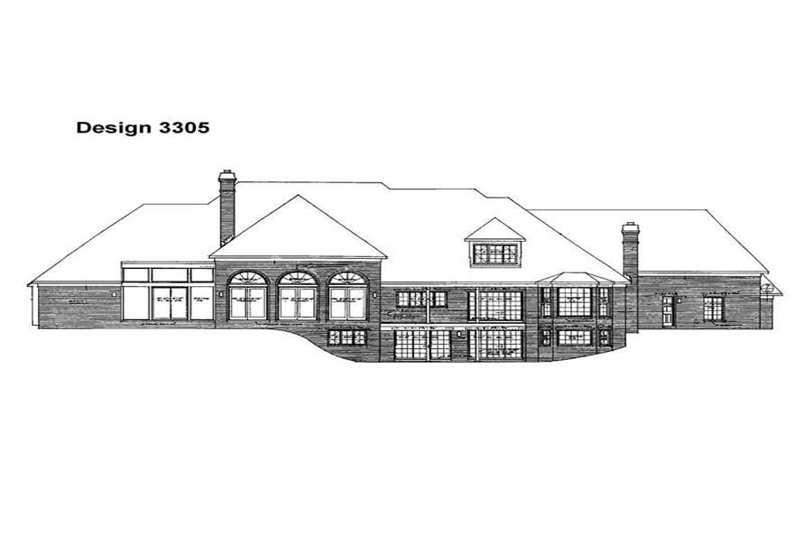 House Plan #137-1327