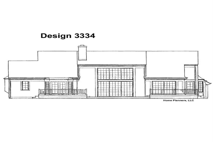 House Plan #137-1335