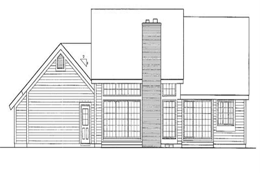 House Plan #137-1346