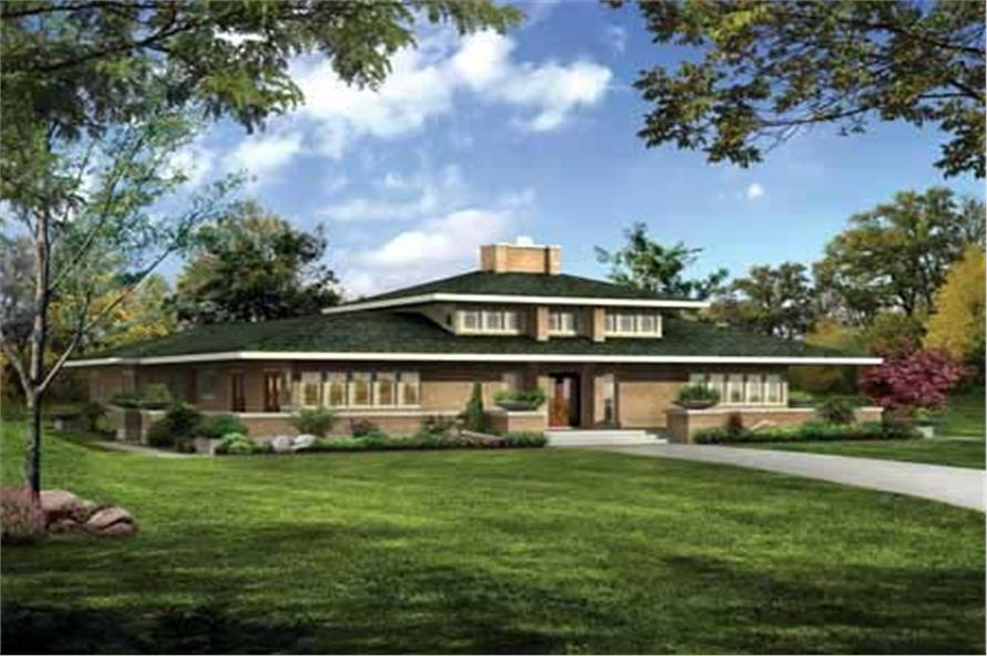 Main image for house plan # 18216