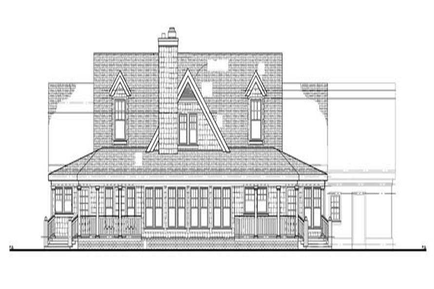 House Plan #137-1349