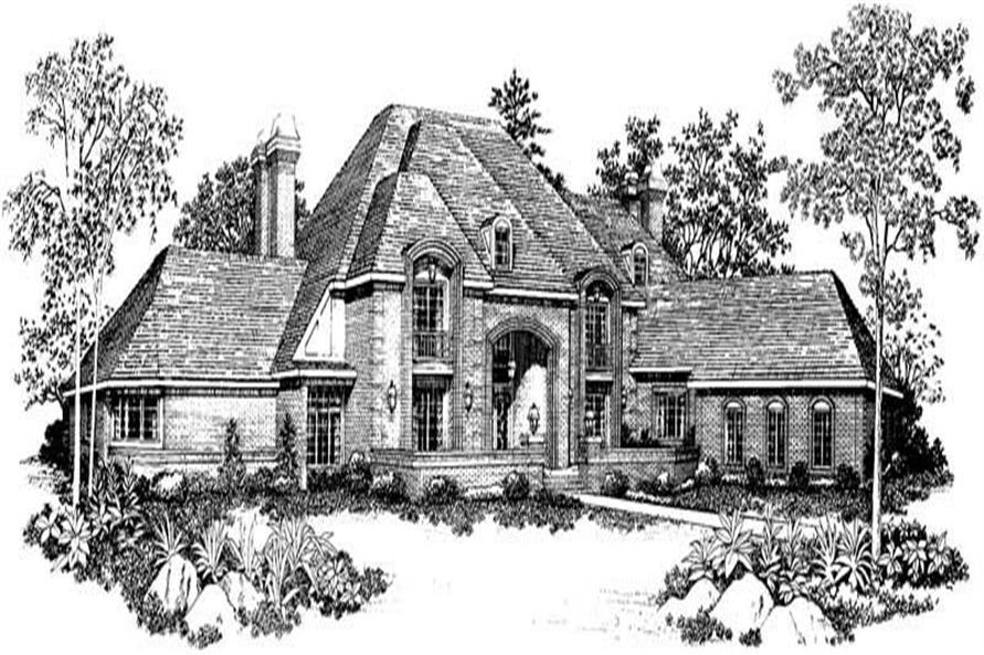 2940 HW HOUSE PLAN