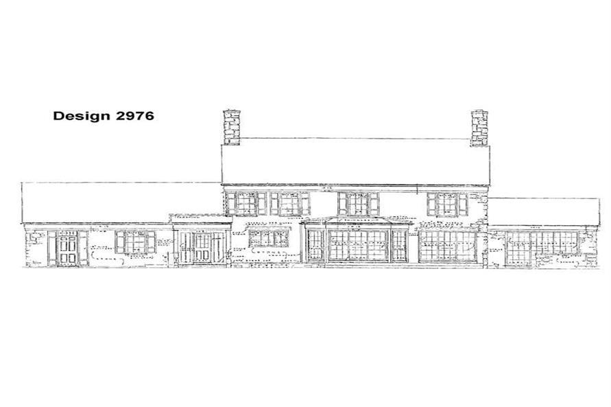 House Plan #137-1357