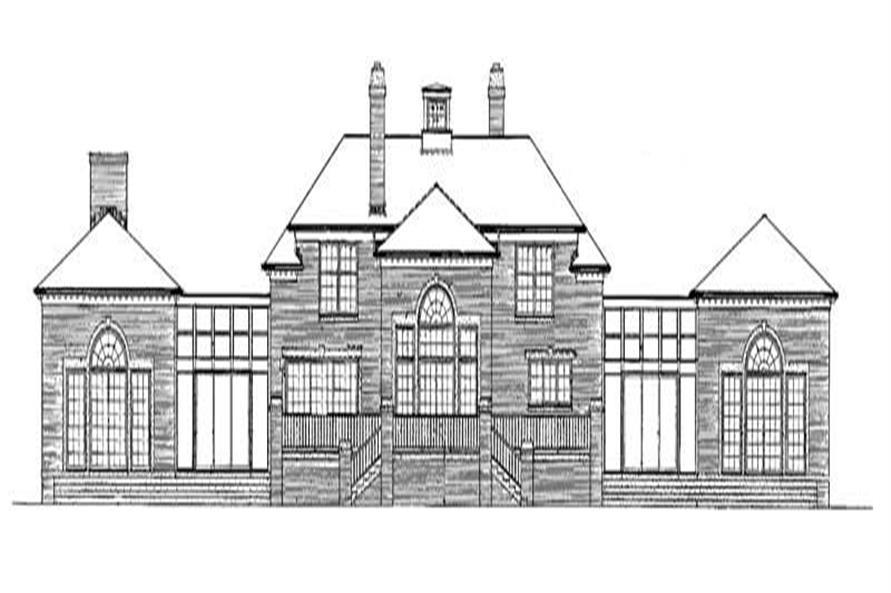 House Plan #137-1358