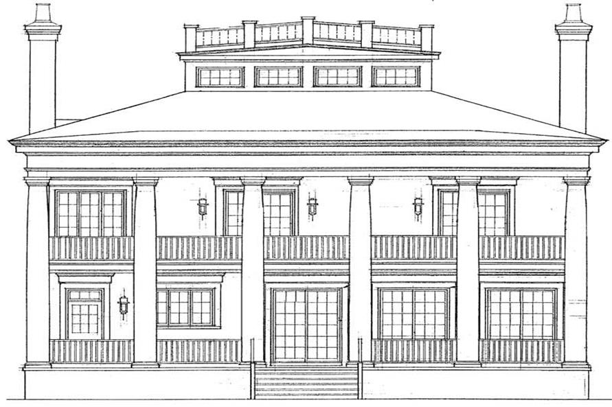 House Plan #137-1362