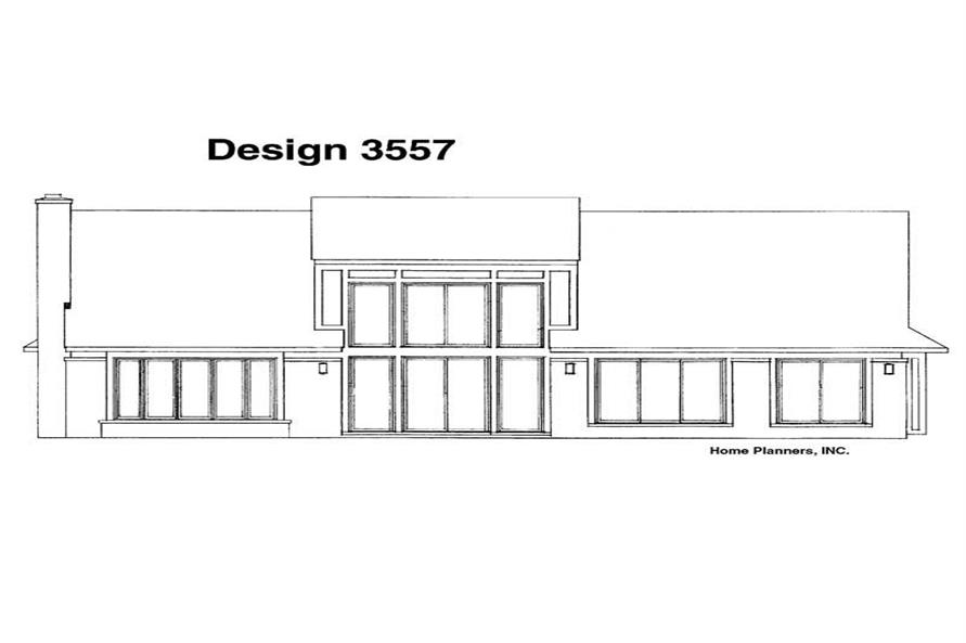 House Plan #137-1364