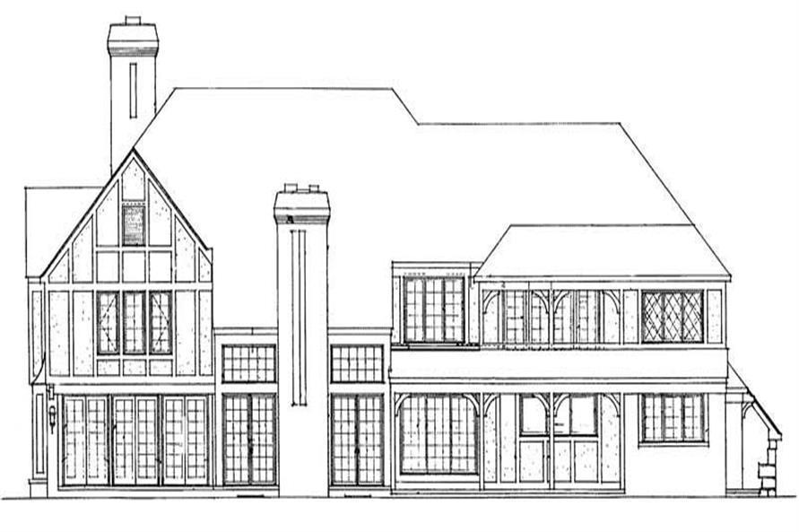 House Plan #137-1366