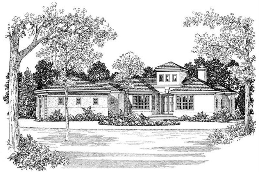 House Plan #137-1370