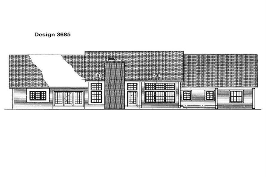 House Plan #137-1372