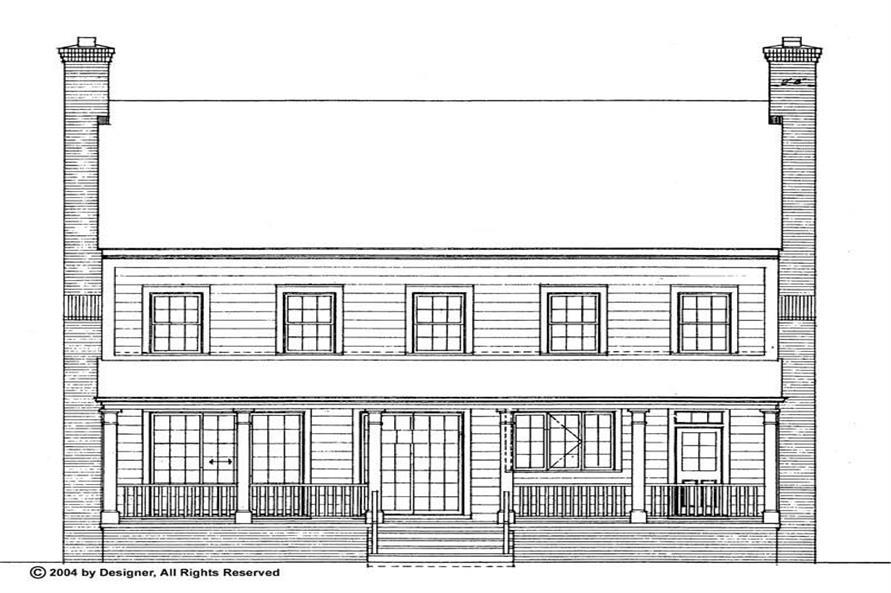 House Plan #137-1373