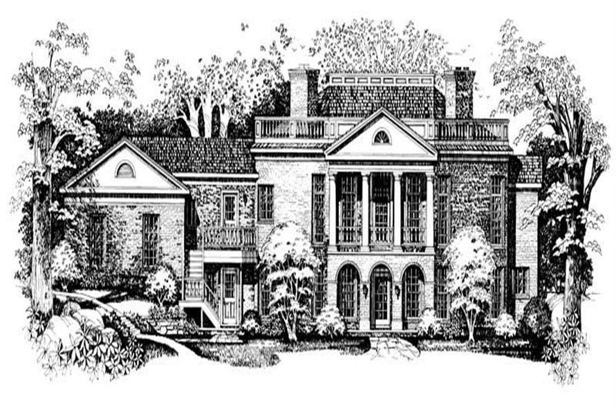 House Plan #137-1374