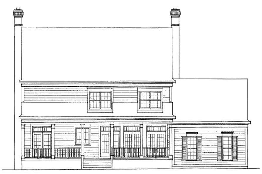 House Plan #137-1383