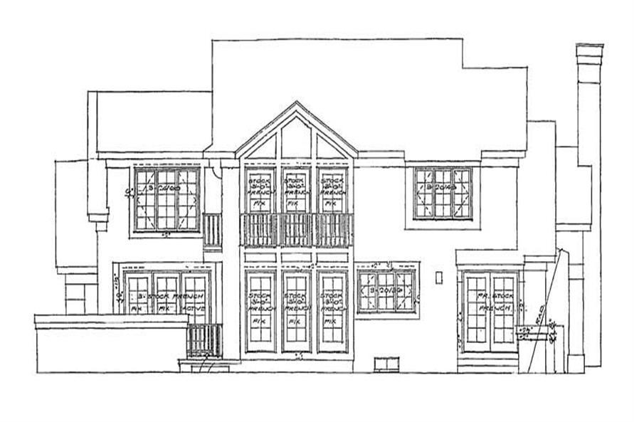 House Plan #137-1397