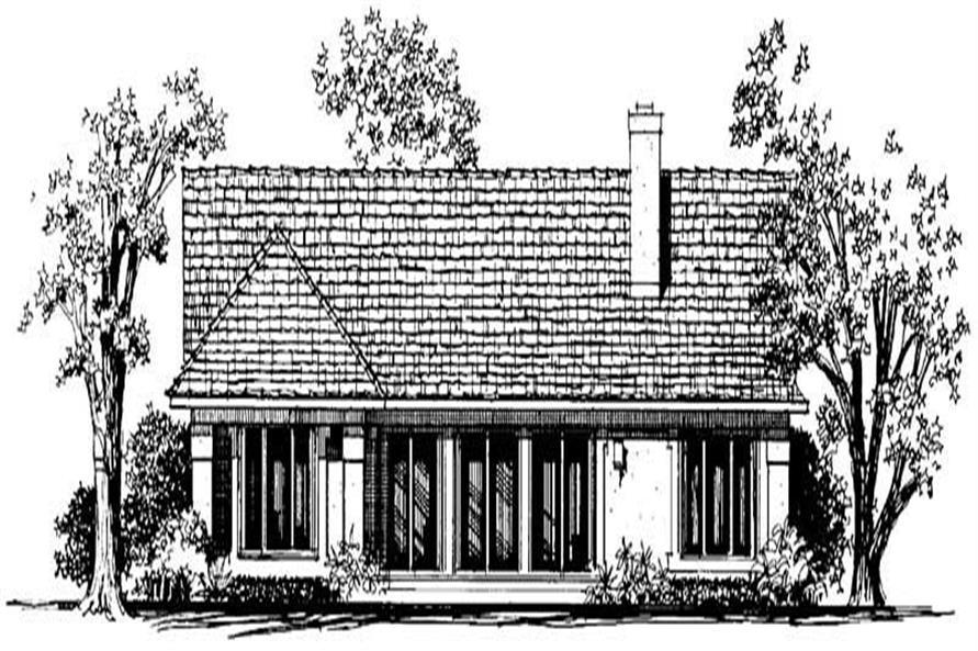 House Plan #137-1400