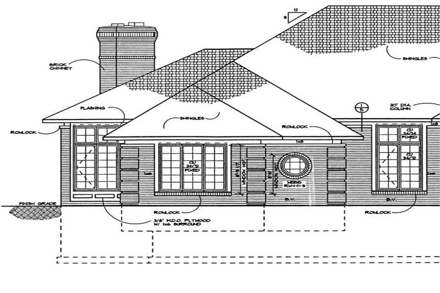 House Plan #137-1401
