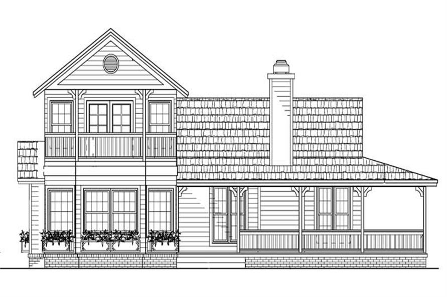 House Plan #137-1404