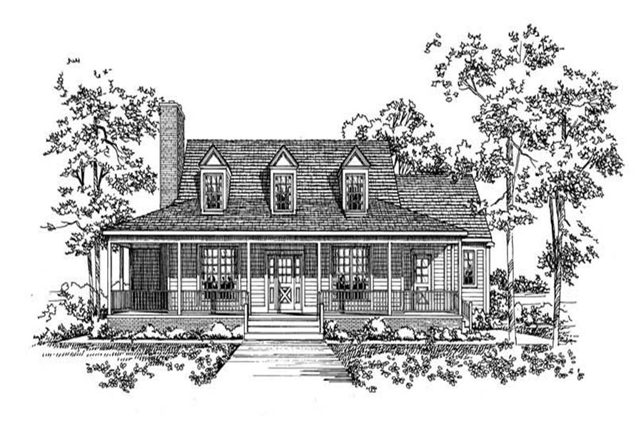 3396 HOUSE PLAN FROM HW