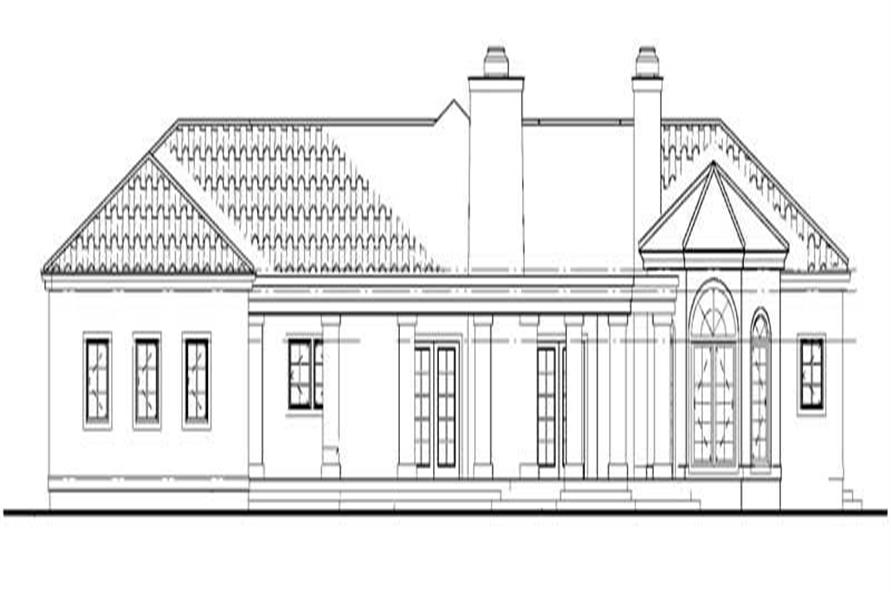 House Plan #137-1423