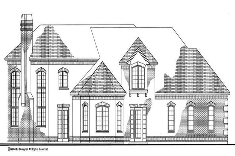 House Plan #137-1424