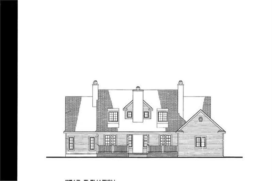 House Plan #137-1425