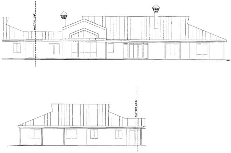 House Plan #137-1428
