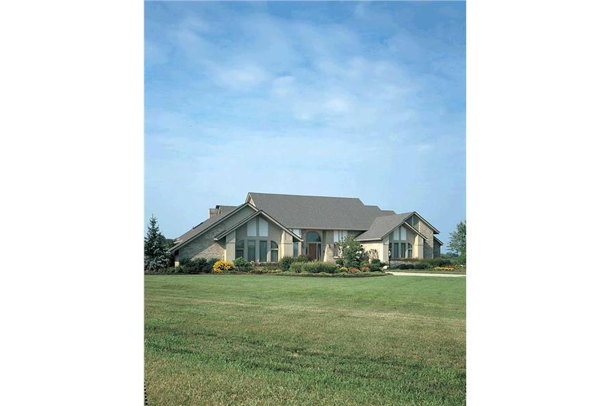 938 HOME PLAN HOUSE PLAN