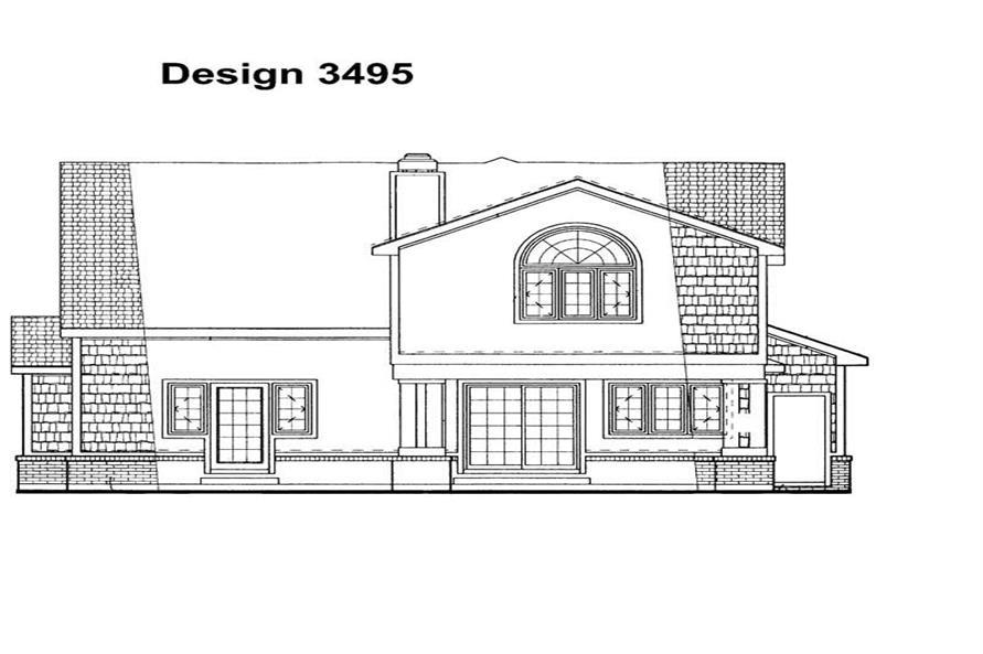 House Plan #137-1432