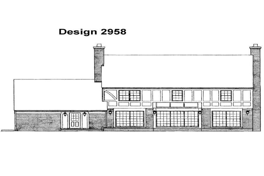 House Plan #137-1440