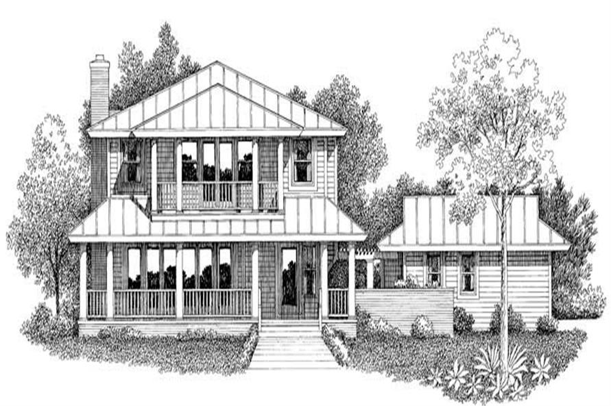 Main image for house plan # 18360