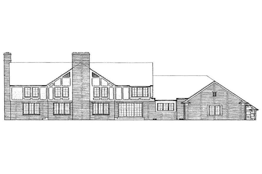 House Plan #137-1451