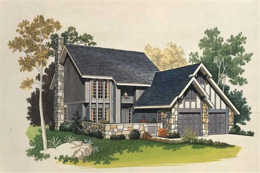 Main image for house plan # 18632
