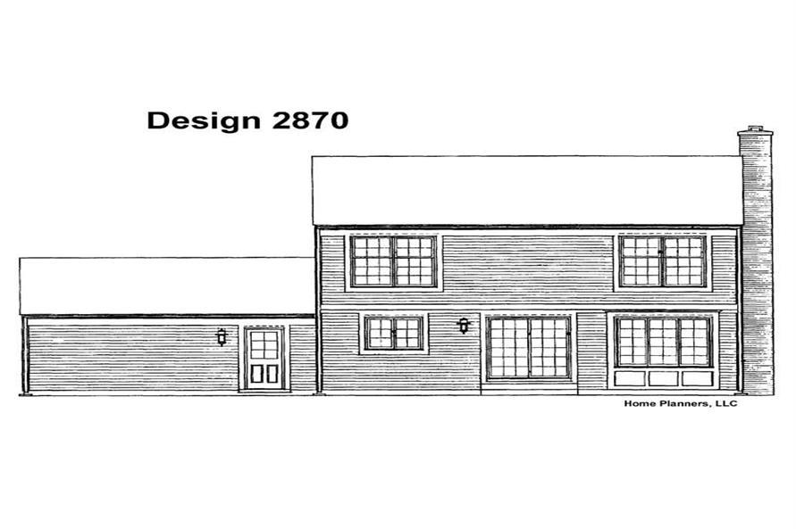 HOME PLAN 2870