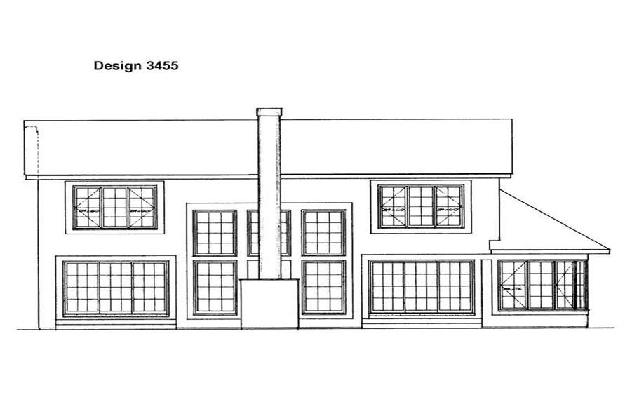 HOUSE PLAN 3455