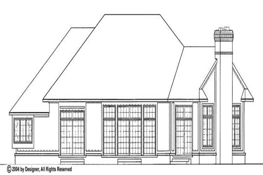House Plan #137-1471