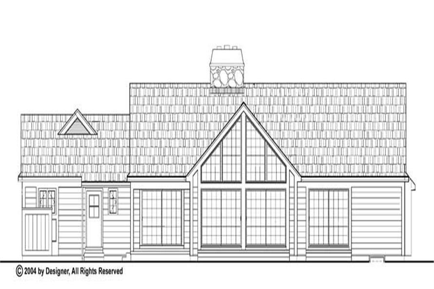 House Plan #137-1472