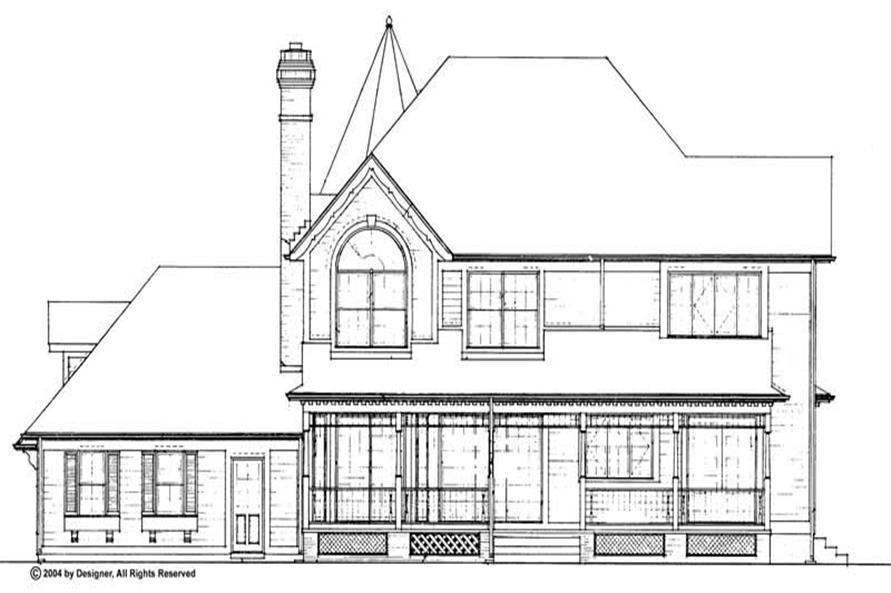 House Plan #137-1474