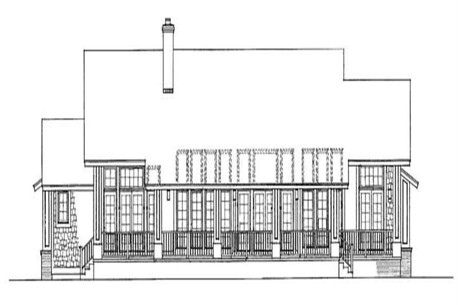 House Plan #137-1477