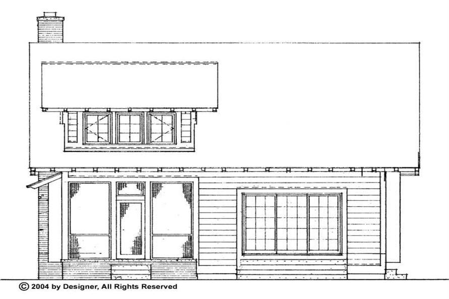 House Plan #137-1478