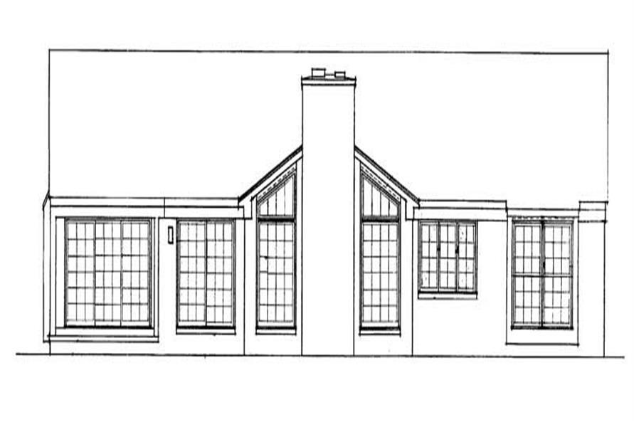 House Plan #137-1524
