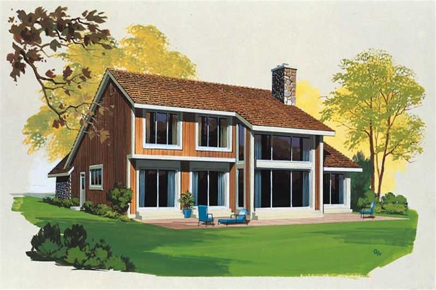 HOME PLAN 2905