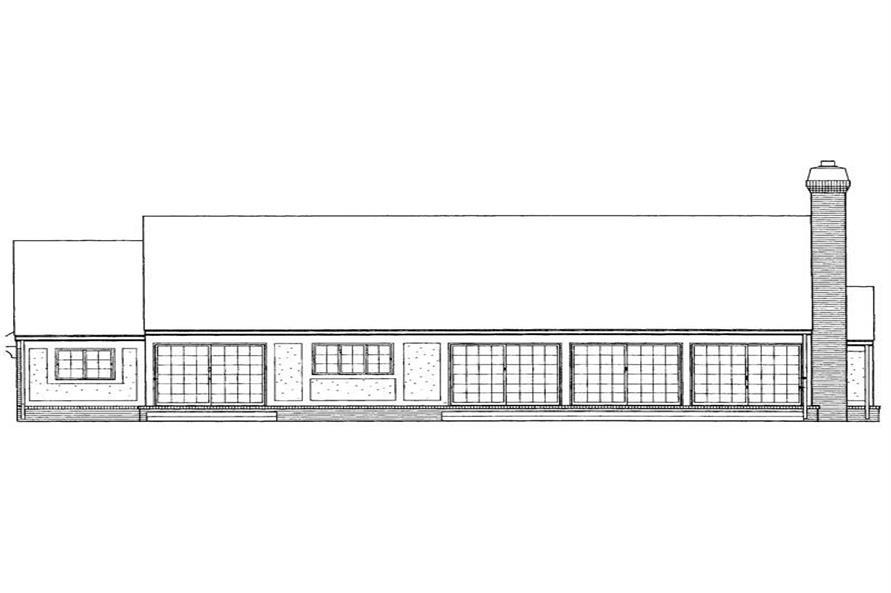 House Plan #137-1540