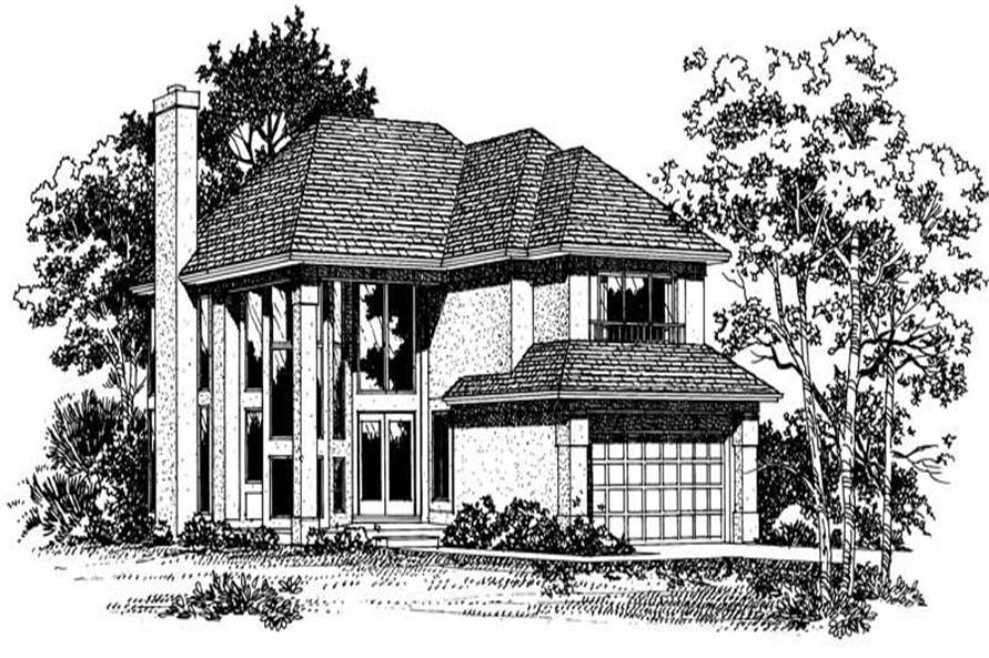 3456 HOME PLAN