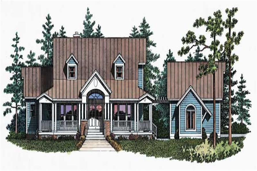 Main image for house plan # 18361