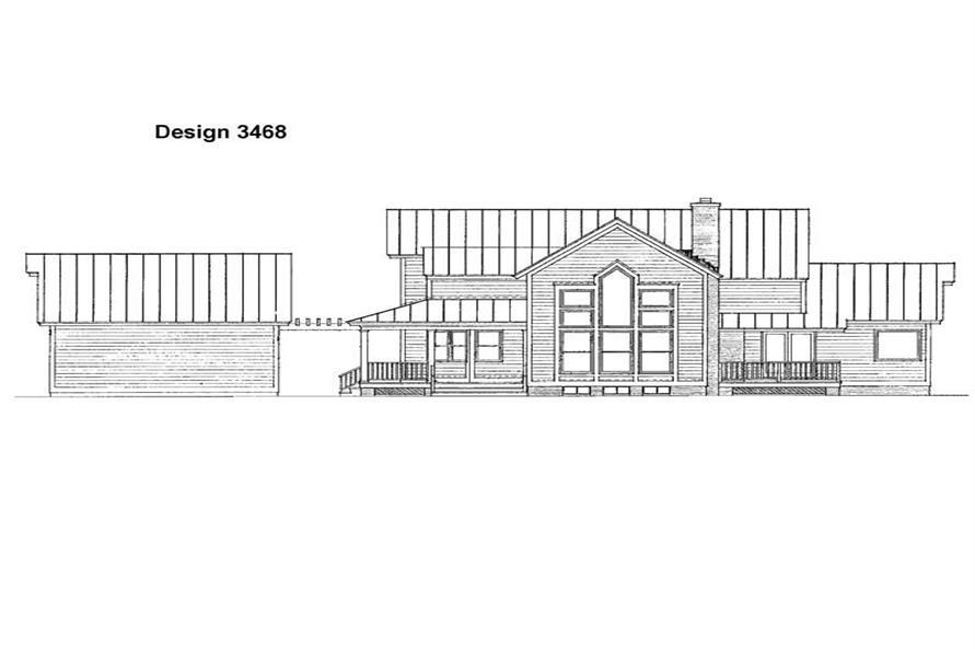 House Plan #137-1547