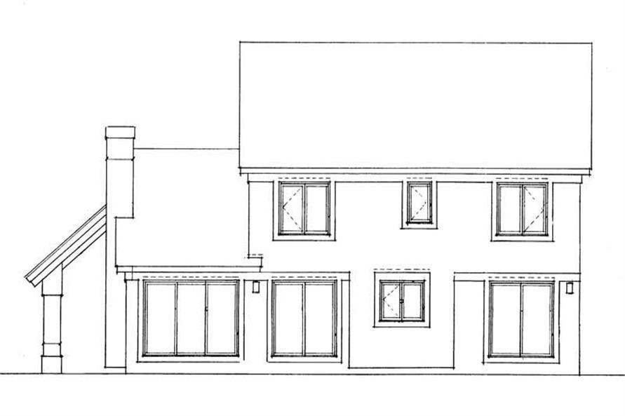 House Plan #137-1548