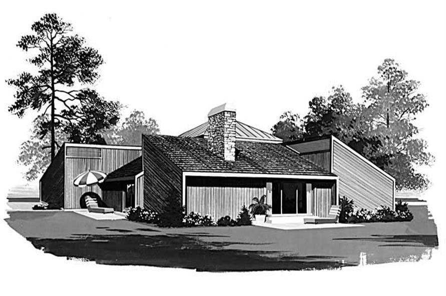 House Plan #137-1550