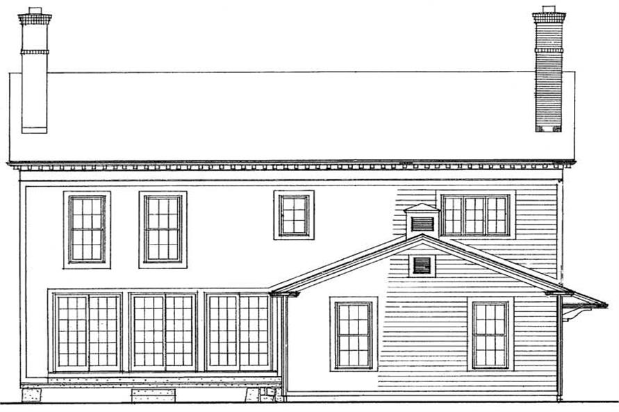 House Plan #137-1562