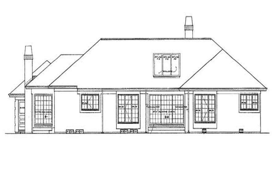 House Plan #137-1565