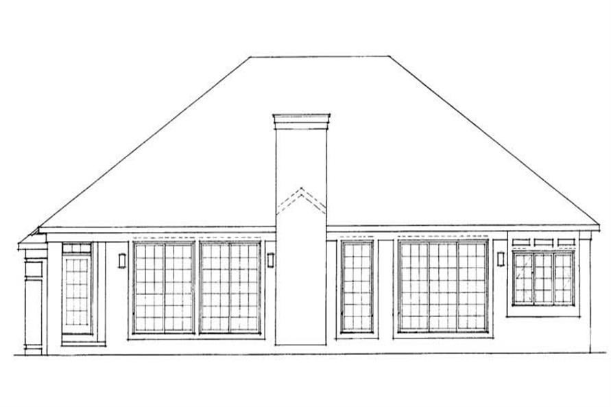 House Plan #137-1577